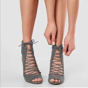 Brand new heels from buckle.